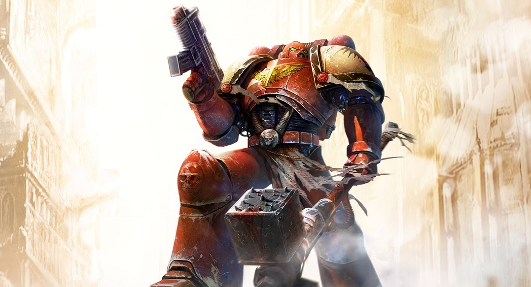 Dawn of War 3 Space Marine