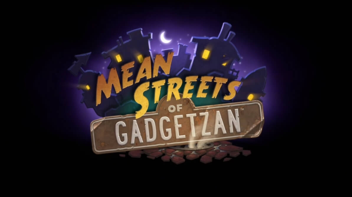 The Post Gadgetzan Meta Back To Normal Esports Edition