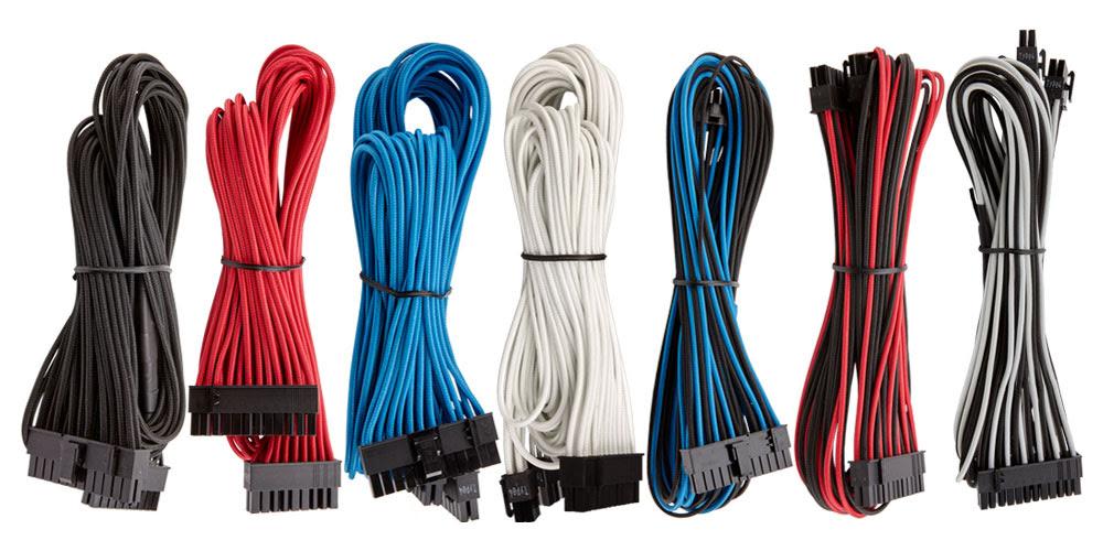 Corsair new cables