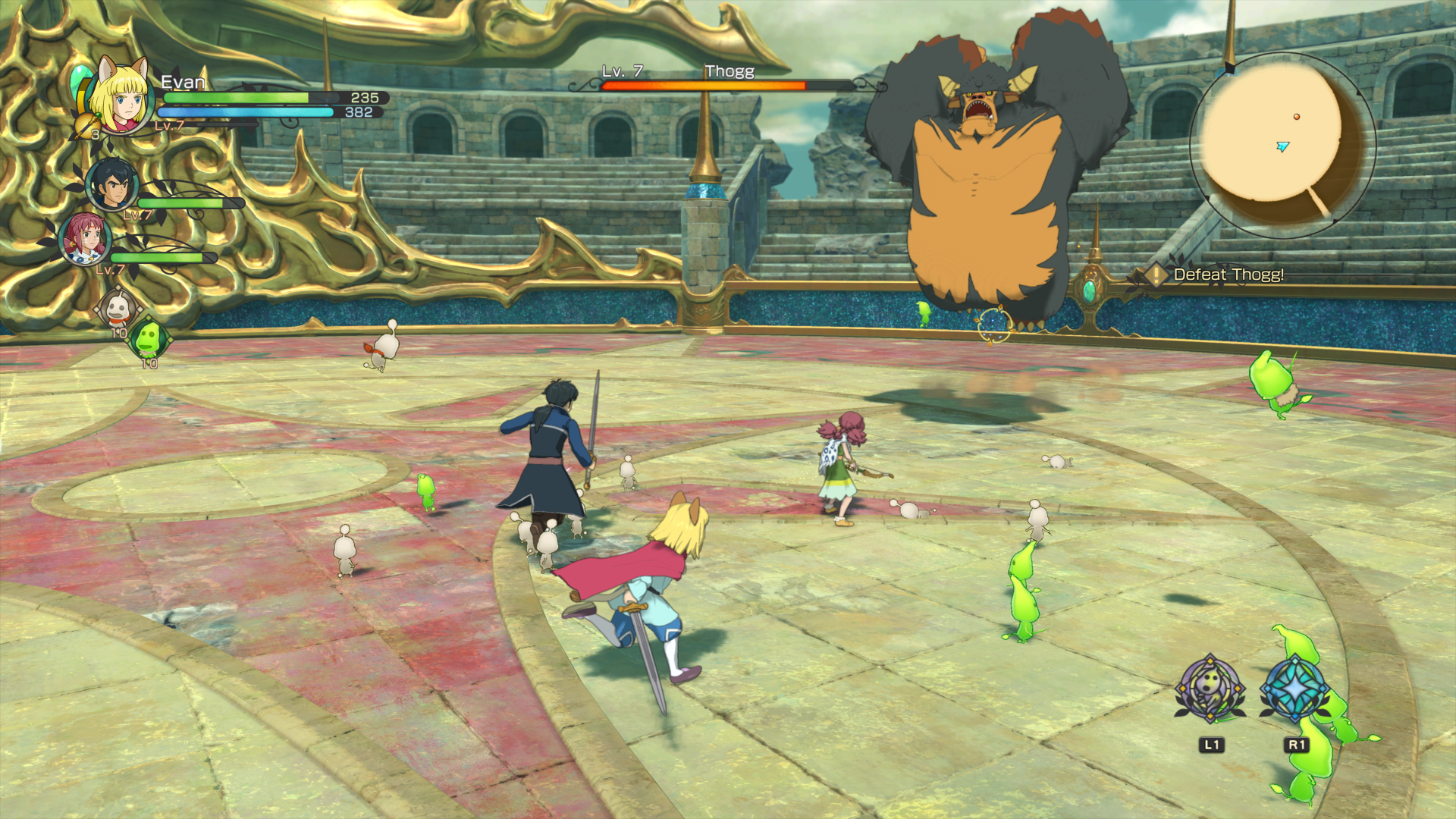 Ni No Kuni Ii Revenant Kingdom To Be Released In 2017 On Ps4 Pc