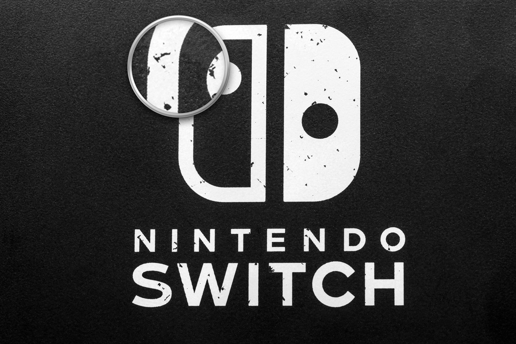 Switch Damage Skin 1