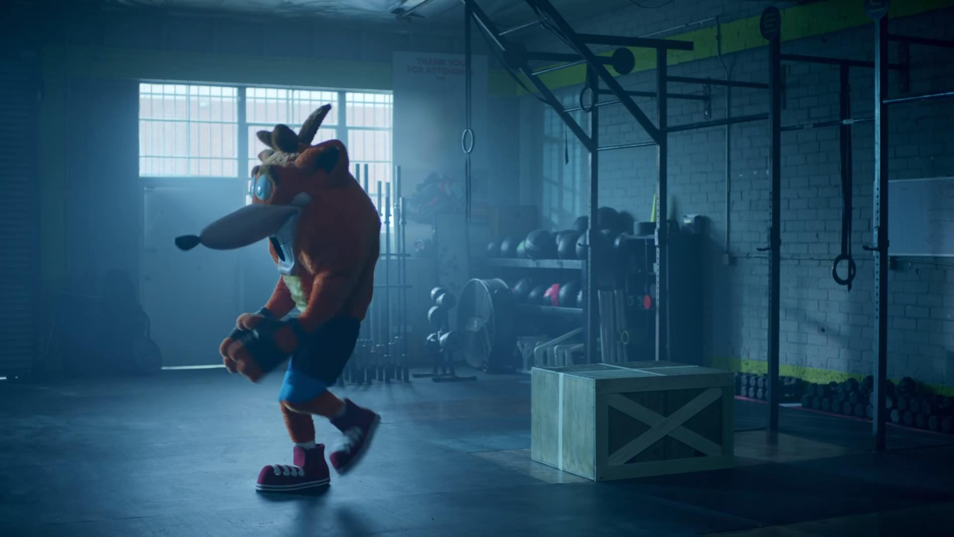 Classic Adverts Revived For Crash Bandicoot N  Sane Trilogy
